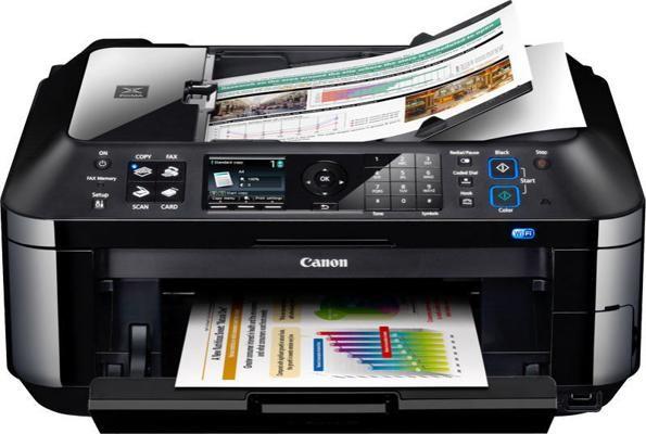 guide utilisateur imprimante canon mp250