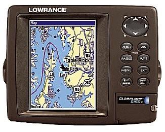Lowrance globalmap 5150c
