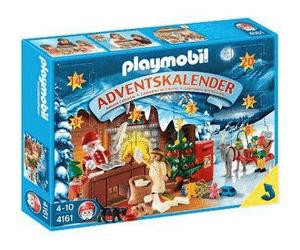Notice playmobil calendrier de l 39 avent atelier du pere for Playmobil 4865 prix