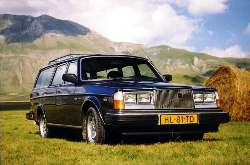 DigInPix - Entity - Volvo 265