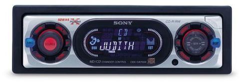 Notice Sony Cdx-ca700x  Mode D U0026 39 Emploi