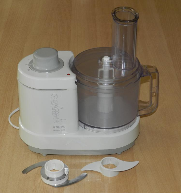 Robot da cucina krups rotary 500 colonna porta lavatrice for Cucina 500 euro
