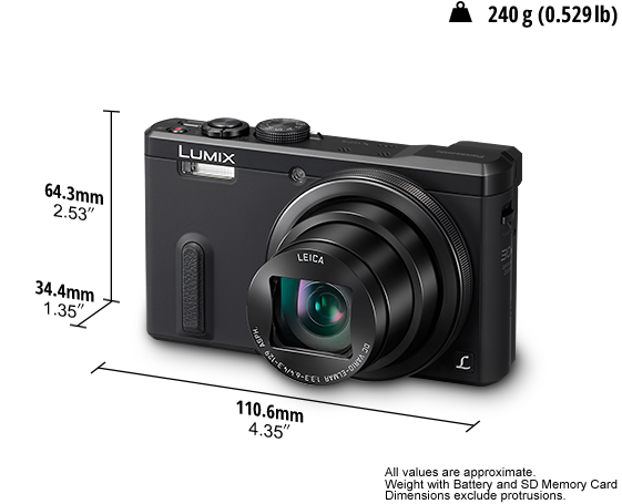 Notice panasonic lumix dmc tz60ef mode d 39 emploi notice for Changer ecran appareil photo lumix