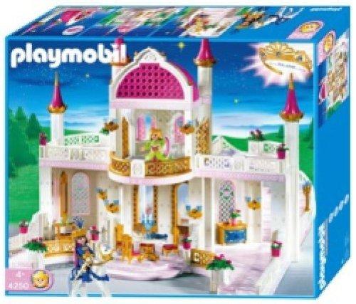 Notice playmobil 4250 le ch teau de princesse mode d for Chateau princesse playmobil 5142