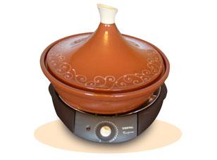 Tajine electrique avec thermostat les ustensiles de cuisine - Plat a tajine electrique ...