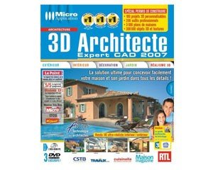 Notice micro application 3d architecte mode d 39 emploi for 3d architecte micro application