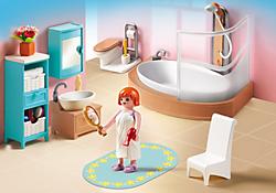 notice playmobil 5330 salle de bains avec baignoire et pare douche mode d 39 emploi notice 5330. Black Bedroom Furniture Sets. Home Design Ideas