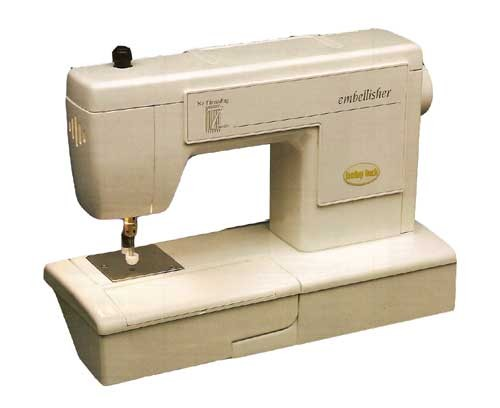 babylock embellisher machine