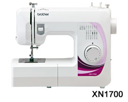 Notice brother xn1700 mode d 39 emploi notice xn1700 for Machine a coudre xn1700