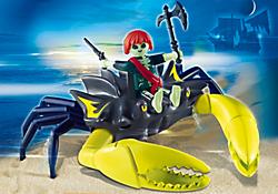 Notice playmobil 4804 pirate fant me et crabe g ant mode - Playmobil pirate fantome ...