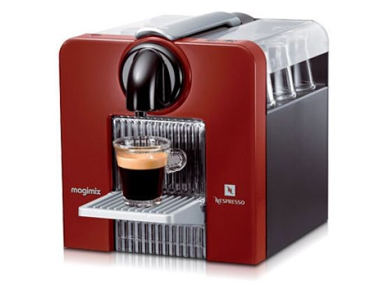 descaling nespresso magimix machine instructions