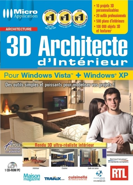 Notice Micro Application 3d Architecte D 39 Interieur Mode D