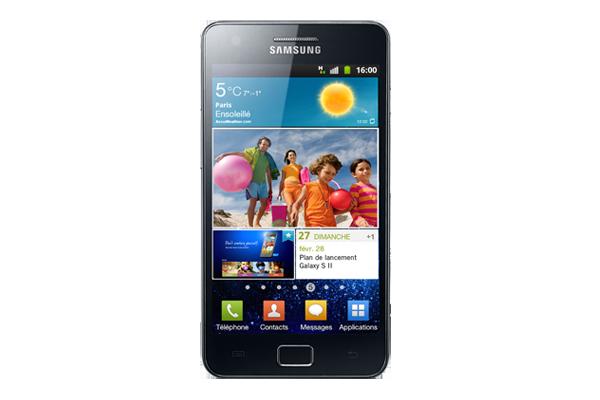 Notice SAMSUNG Galaxy S2 GT-i9100G, mode d'emploi - notice Galaxy S2 GT-i9100G