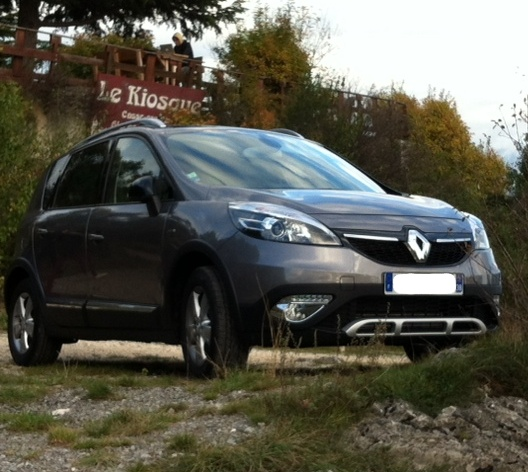 notice renault scenic xmod mode d 39 emploi notice scenic xmod. Black Bedroom Furniture Sets. Home Design Ideas