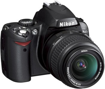 how to turn on video mode on a nikon d40