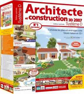 architecte et construction 3d 2006