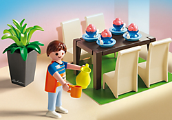 Notice playmobil 5335 salle manger mode d 39 emploi for Playmobil esszimmer 5335