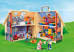 notice playmobil 5167 maison transportable mode d 39 emploi. Black Bedroom Furniture Sets. Home Design Ideas
