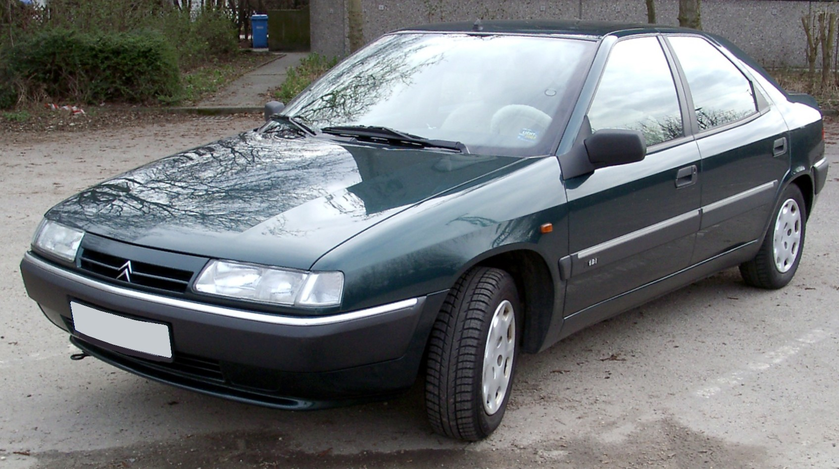 Notice CITROEN XANTIA