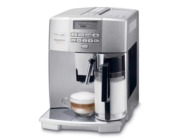 Notice delonghi esam04350s magnifica rapid cappuccino mode d 39 emploi no - Reparation machine a cafe delonghi ...