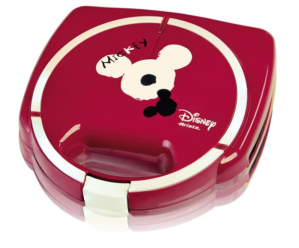 Disney Classic Mickey Mouse Waffle Maker - Contemporain - Gaufrier