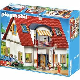 Notice playmobil 4279 villa moderne mode d 39 emploi for 4279 playmobil