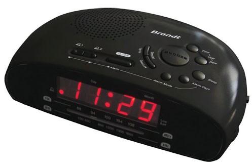 Notice brandt bcr80 mode d 39 emploi notice bcr80 - Mettre une alarme ...