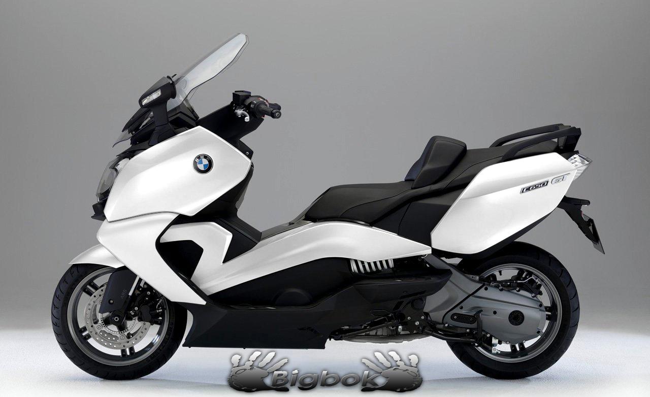 Notice BMW C650 GT, mode d'emploi - notice C650 GT