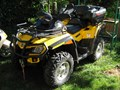 Can-Am Outlander MAX 650 EFI