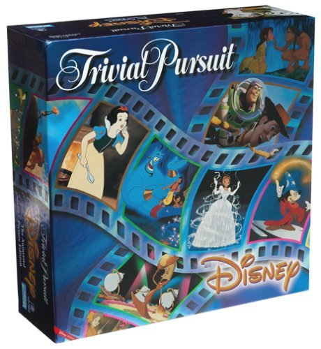 Disney Trivial Pursuit