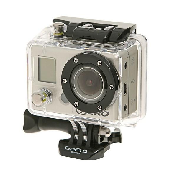 GoPro HD Hero Naked Camera   evo