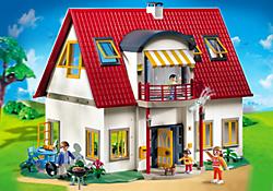 Plan De Montage Maison Contemporaine Playmobil Idees De Travaux