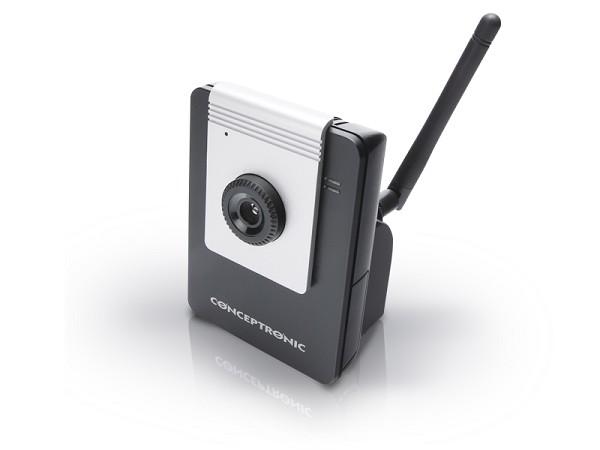 Conceptronic C54NETCAM2 IP Camera Ultraview Mac